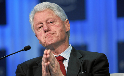 Bill Clinton Joins Wisconsin Recall Push