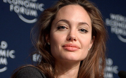 Angelina Jolie Supporting UK Anti-Rape Effort in War Zones