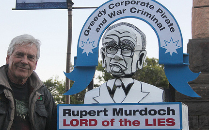 Is Rupert Murdoch Losing His Hold on the Media?