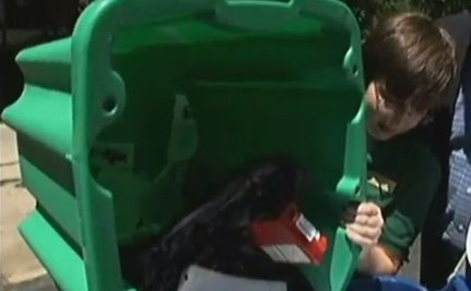 12-Year-Old Starts Recycling Business, Donates Profits to Charity