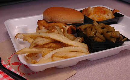 Portland, Maine School District Bans Styrofoam Trays