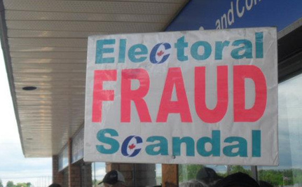 Elections Canada Starts Investigation into Tory's Campaign