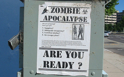 CDC: There Is No Impending Zombie Apocalypse
