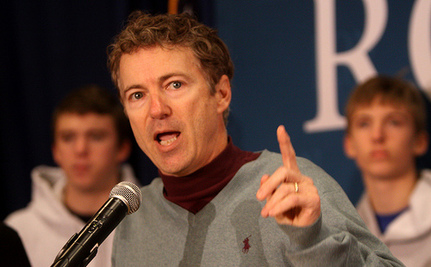 What Gives? Rand Paul Endorses Mitt Romney [Video]
