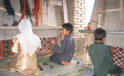 How Daycare Can Help End Child Labor in Afghanistan