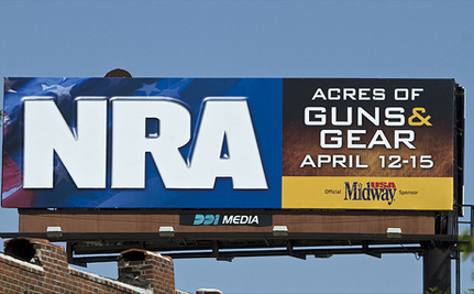 "National Rifle Association Offers ""Stand Your Ground"" Insurance"