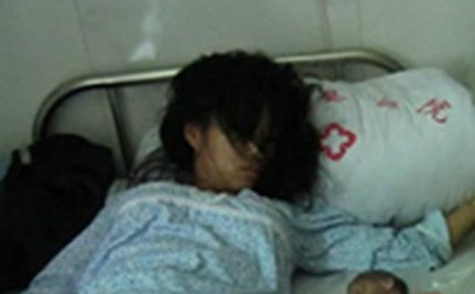 Chinese Woman Forced to Abort 7-Month-Old Fetus