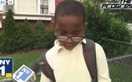 5th Grader Banned From Giving Speech Supporting Marriage Equality