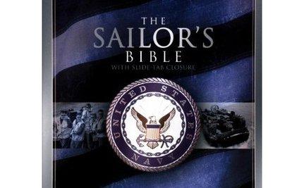 "U.S. Military Ban So-Called ""Military Bible"""