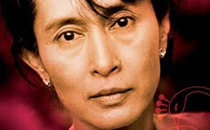 Aung San Suu Kyi Collects Nobel Peace Prize