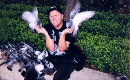 Meet the Amazing Birdman of Long Beach