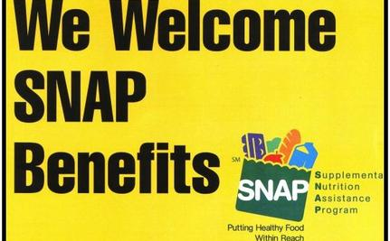Lining the Pockets of Big Food with Food Stamps