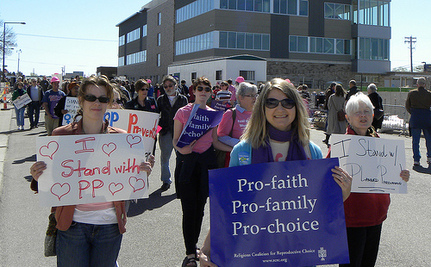US Mayors Offer Pro-Choice Resolution