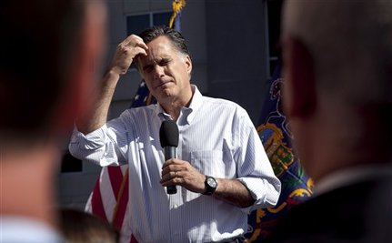 7 Major Issues Mitt Romney Won't Take A Position On