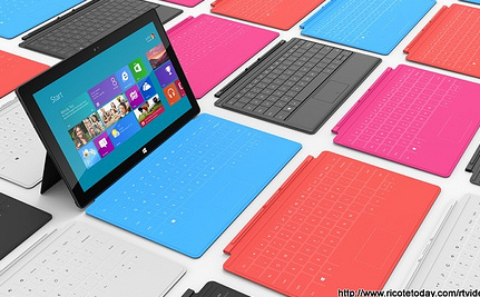 Microsoft's Surface Tablet: Nice, Not Needed In My Household