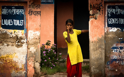 Fighting For the Right to Pee in India