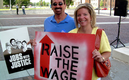 Women Are the Biggest Losers from Failure to Raise Minimum Wage