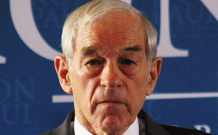 Ron Paul Admits He Takes Social Security, Which He Once Likened To Slavery