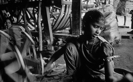 A Haunting Picture of Poor Health: The Risks for Child Laborers
