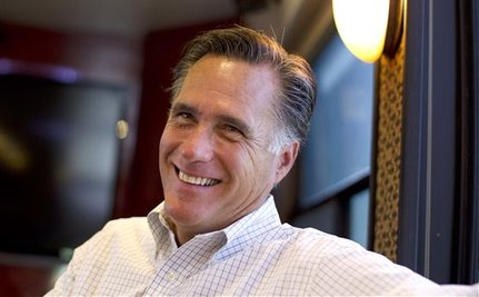Romney To Governor: Discussing The Economic Recovery Will Hurt My Election Chances
