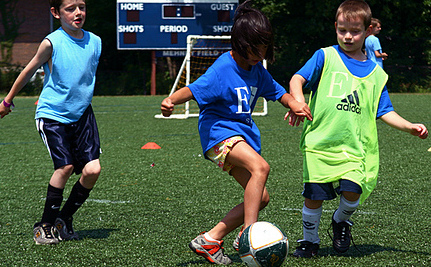 Why You Shouldn't Send Your Kids to Soccer Camp this Summer