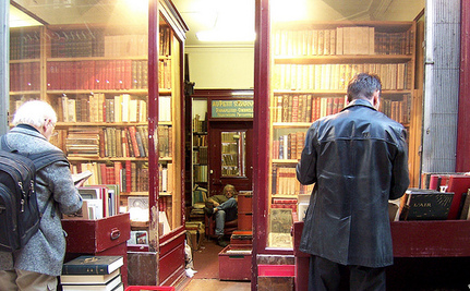 Why Are French Bookstores Still Thriving?