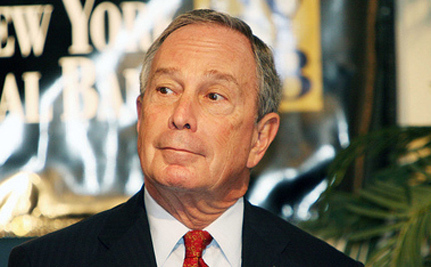 Mayor Bloomberg Signs Anti-Sex Trafficking Bill For Cabbies