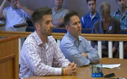 Gay Couple Told To Lie To Have Their Names Changed (VIDEO)