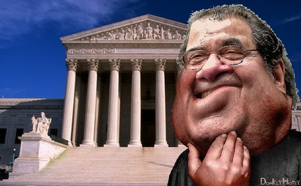 Scalia Dissent Reads More Like Blog Post