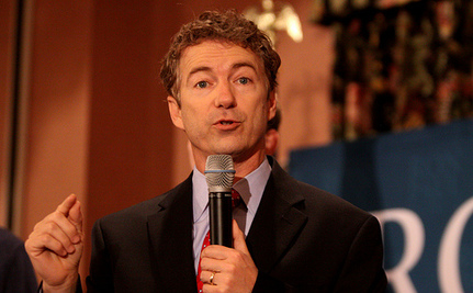Rand Paul Demands Vote On Fetal Personhood Before Flood Relief