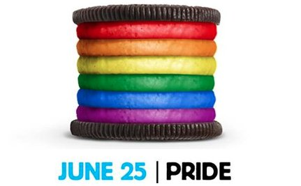 Oreo Supports Gay Pride, Fueling Facebook Debate