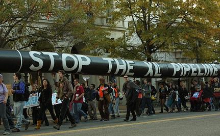 Obama OK's Texas Portion Of Keystone XL Pipeline
