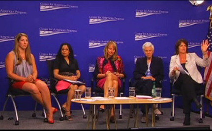 Young Olympians Speak Up On Title IX