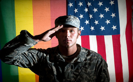 Bill to Give Gay Servicemembers Spousal Benefits Introduced