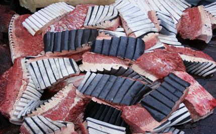 Whale Meat Illegally Sold to Tourists in Greenland