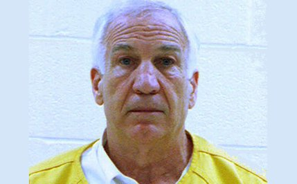 Sandusky Could Collect Pension in Prison