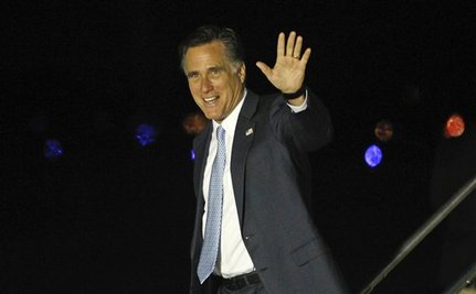 How Mitt Romney Followed Me Around the Internet
