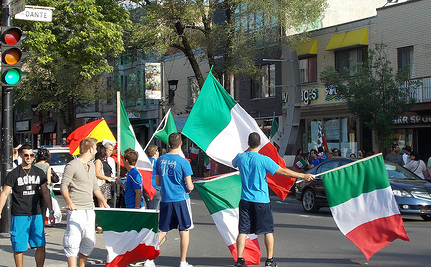 Euro Zone Crisis: Italy Wins, Germany's Out