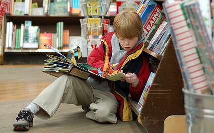 UK Children's Bookstores: Holding Their Own In an eReader Age