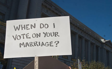 No Washington Gay Marriage Ban on November Ballot