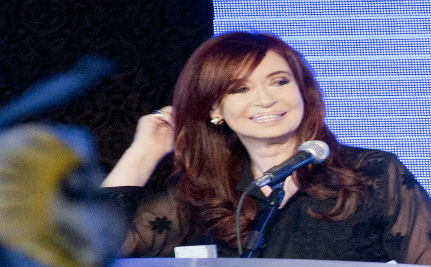 Argentine President Gives Out New Trans Identity Cards