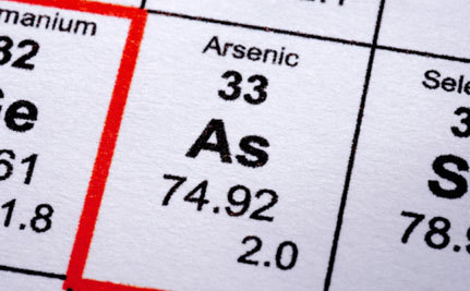 Arsenic Might Poison You if You Don't Eat Fat