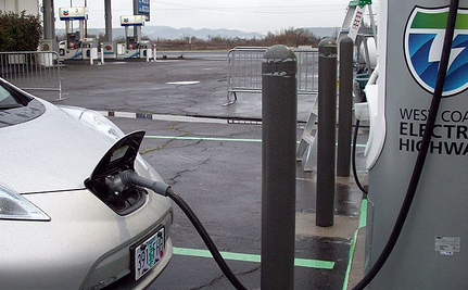 "West Coast ""Electric Highway"" Open For Business"