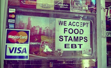 On Food Stamps? Not For Long, If The House Has Its Way