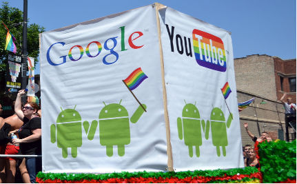 Google to Launch Global Legalize Love Campaign