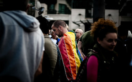 Russian Gay Rights Rallies End in 8 Arrests
