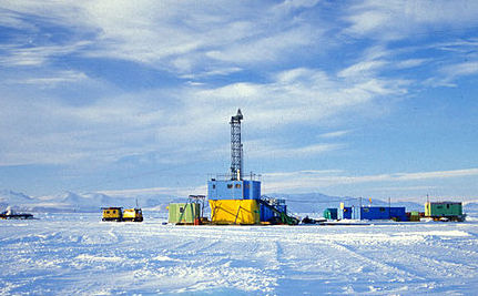 Shell Races Toward Arctic Oil Without Any Way to Clean Up a Spill