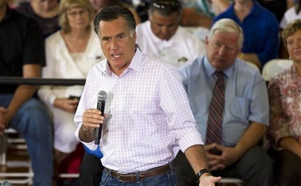 Romney's Top Six 'I Know I Am But So Are You' Moments