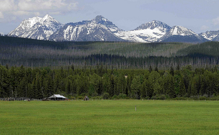 5 Endangered National Parks (Slideshow)