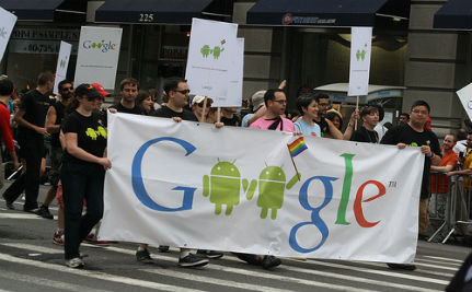 Too Much Effort to Boycott Google, Say Anti-Gay Activists